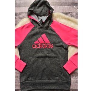 Adidas hoodie!